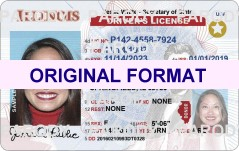 ILLINOIS FAKE LICENSE, SCANNABLE ILLINOIS FAKE DRIVERS LICENSE AND ILLINOIS FAKE DRIVING LICENSE