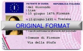 fake id italy scannable europe fake license